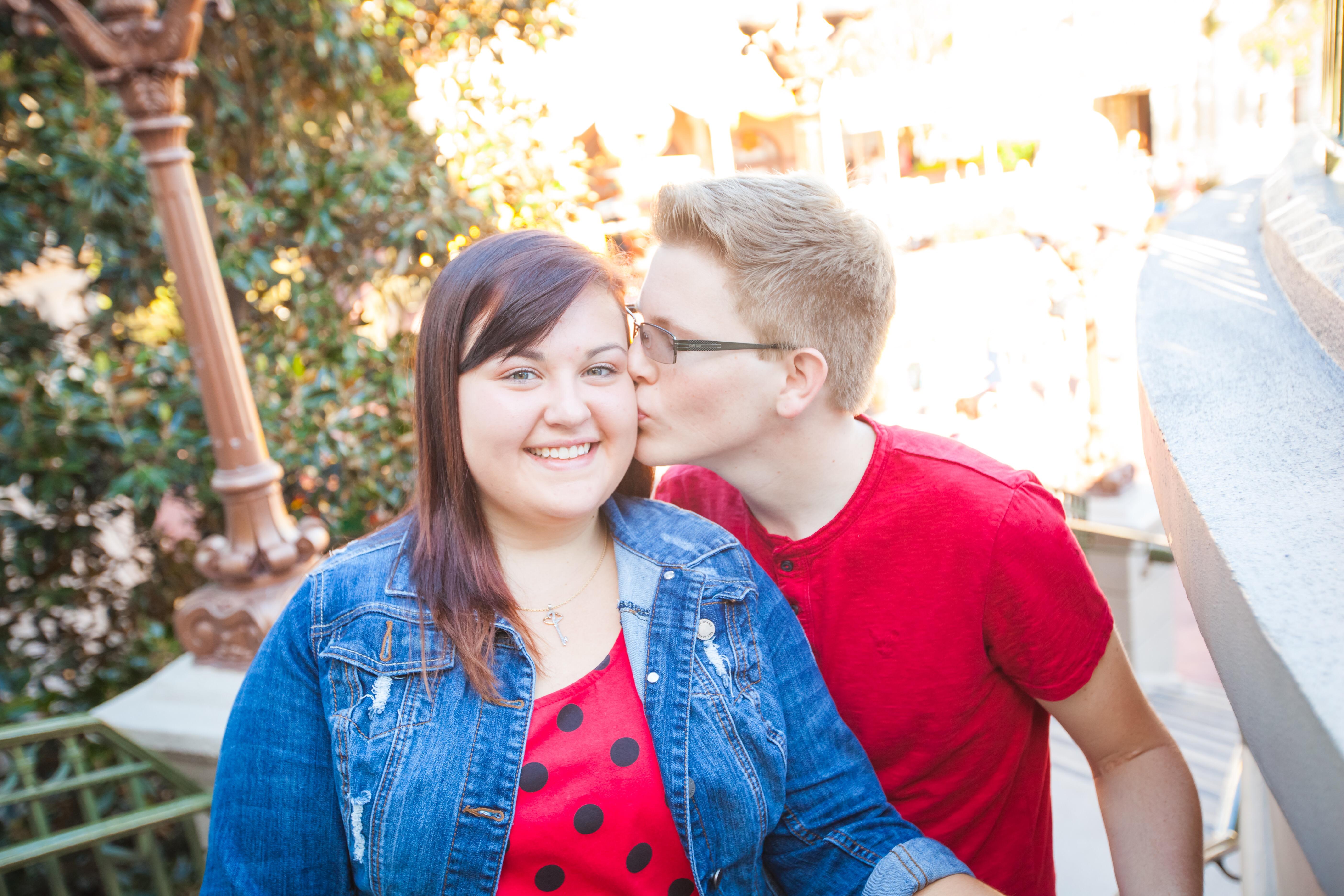 Steven and Madison Weaver