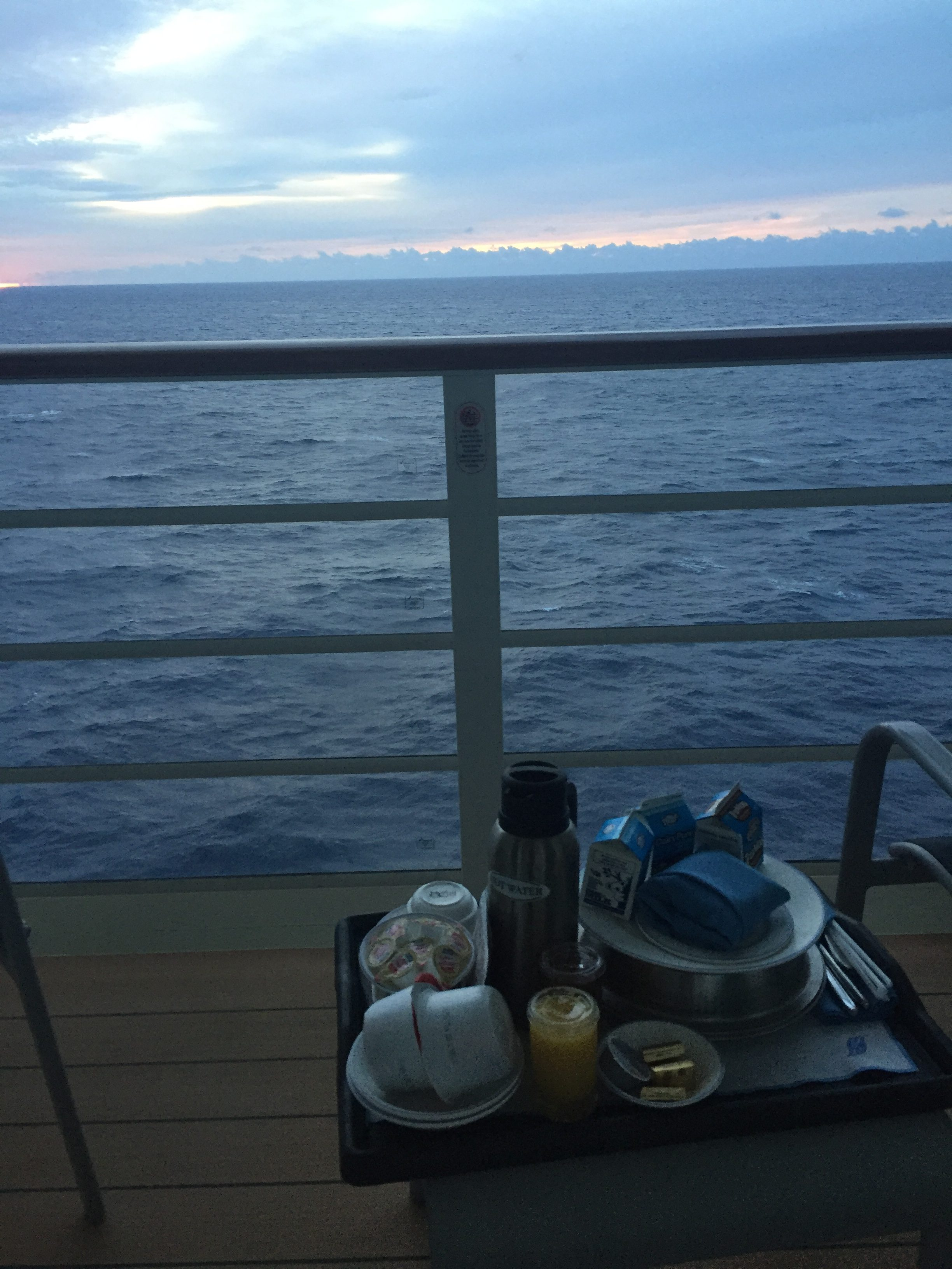 first disney cruise