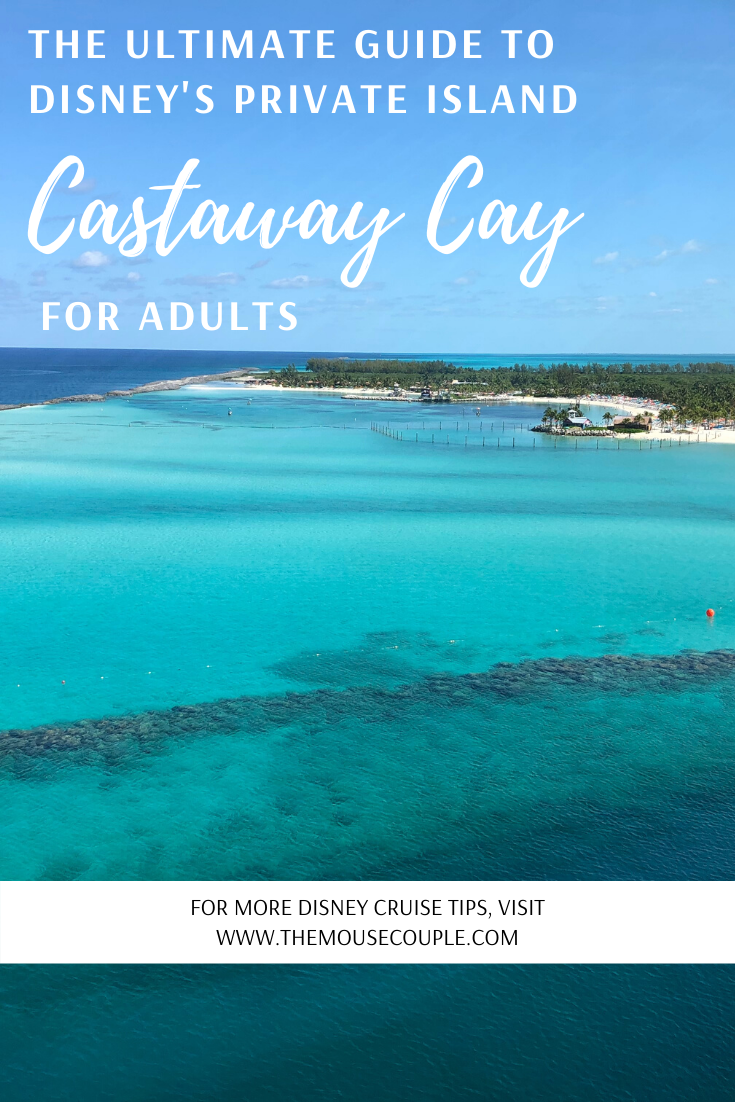 castaway cay activities for adults